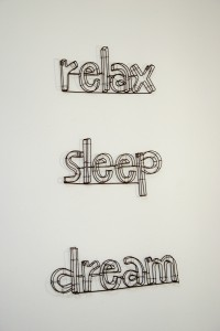 relax sleep dream